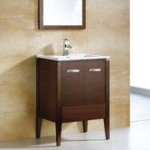 "Found it at Wayfair - Catherine 30"" Single Bathroom Vanity Set with Mirror"
