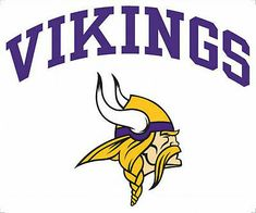 Check out all our Minnesota Vikings merchandise! Nfl Vikings, Minnesota Vikings Football, Pittsburgh Steelers, Dallas Cowboys, Viking Countries, Sports Decals, Viking Helmet, Sports Team Logos, Nfl Packers