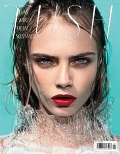 Cara Delevingne's Latest Coup: Gracing The Cover Of LOVE Magazine