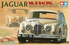 Tamiya 1/24 Jaguar Mk II Racing (1/24 sports car: 24159)