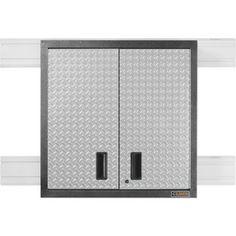 Gladiator�30-in H x 30-in W x 12-in D Metal Multipurpose Cabinet