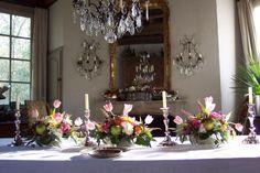 Au Vieux Paris Antiques Table Setting
