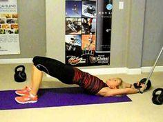 Kettlebell workout #3 - Abszzz! :)
