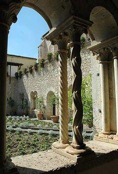 Abbazia di Casamari - #Veroli (Frosinone) - #Ciociaria #Lazio - Italy