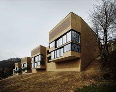 Burkard Meyer - Goldwand housing, Ennetbaden 2014. Photos (C) Valentin Jeck.