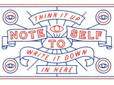Note To Self y Dan Cassaro