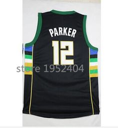 New men's Milwaukee jersey 12 Jabari Parker jersey Buck 34 Giannis Antetokounmpo White black Green Rev 30 basketball Jersey-in Soccer Jerseys from Sports & Entertainment on Aliexpress.com | Alibaba Group