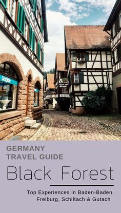 Discover the best things to experience in our Black Forest travel guide, including gorgeous bathhouses, bear parks, medieval towns and farmstays. Cities In Germany, Visit Germany, Germany Travel, Austria, Baden Germany, Holidays Germany, Black Forest Germany, Amsterdam City, Amsterdam Travel