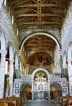 Inside di Basilica di Santa Maria Novella, Firenze