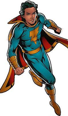 Captain Marvel Junior - Fawcett Comics - DC Comics - CM3