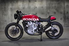 The Attitude: Mike's Honda CX500 Cafe Racer! – OTOMOTIF USA