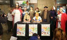 Asterix, Obelix eta konpainiaren aurkezpeña.