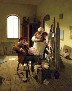 Vida Gábor - festmények