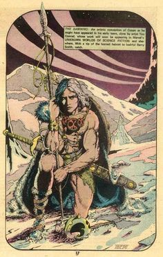 Barry Windsor-Smith Unofficial Blog: Otras Editoriales