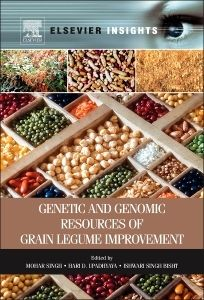 Genetic and Genomic Resources of Grain Legume Improvement is the first book to bring together the latest resources in plant genetics and genomics to facilitate the identification of specific germplasm, trait mapping and allele mining to more effectively develop biotic and abiotic-stress-resistant grains.