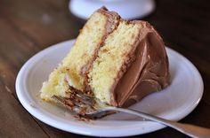 Perfected Yellow Cake