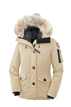 Canada Goose Montebello Parka Mid Grey Down Jacket
