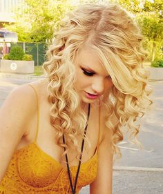 want these curls!