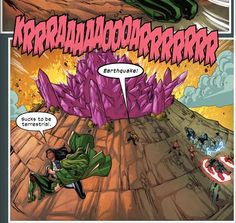 KRRRAAAAOOOOARRRRRRR From X-Factor #4