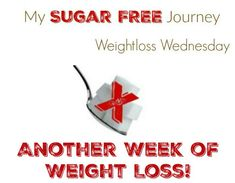 This week's Weightloss Wednesday is up!
