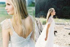 Peaceful Seaside Wedding Inspiration