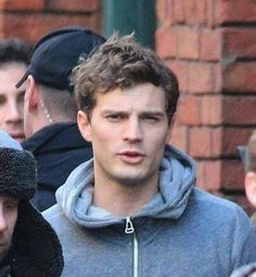 Jamie Dornan 50 Shades of Grey Movie | Fifty Shades of Grey Actor's Discuss Filming