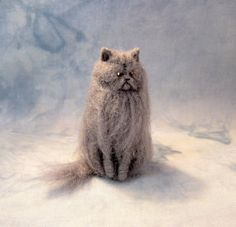 Needle Felted Persian