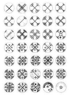 Enlace Mapuche Internacional/Español|Nosotros Tattoo Hals, I Tattoo, Geometric Art, Tribal Art, Tangle Patterns, Inka, Aboriginal Art, Ancient Art, Indian Art