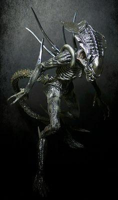 Praetorian Alien Custom