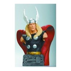 Mighty Thor 40th Anniversary 10 Limited Edition Bust @ niftywarehouse.com #NiftyWarehouse #Thor #Marvel #Avengers #TheAvengers #Comics #ComicBooks