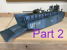 Building the lcm 3 part two