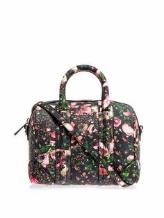 Givenchy Mini lucrezia printed bowling bag | #Chic Only #Glamour Always