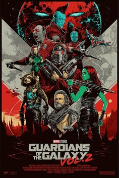 Mondo Guardians of the Galaxy Vol. 2