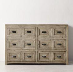 Keynes Wide Dresser