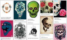 Skulls & Bones Selected by Creative Boys Club