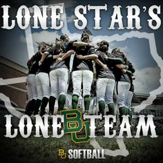 #BestInTexas // #Baylor Softball is the last private school and the last team from Texas left standing in 2014. #SicEm