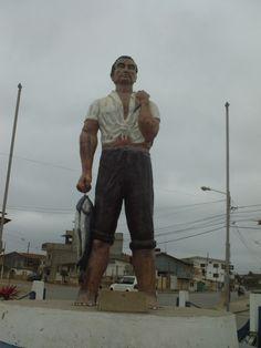PLAYAS DE VILLAMIL - ECUADOR   De aldea de pescadores a Centro Turístico