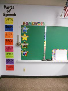 Parts of Speech  Adventures of a 6th Grade Teacher: View of Room 117