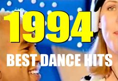 BEST DANCE HITS 1994【VIDEOMIX】by DJ Crayfish