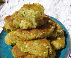 W Mojej Kuchni Lubię.. : kotlety jajeczno-ziemniaczane z kurkumą...