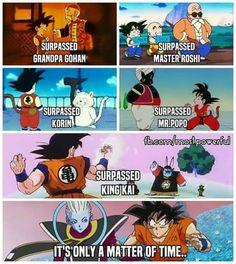 Because Goku always does so! #dragonball #dragonballz #dragonballgt #dragonballsuper #dbz #goku #vegeta #trunks #gohan #supersaiyan #broly #bulma #anime #manga #naruto #onepiece #onepunchman ##attackontitan #Tshirt #DBZtshirt #dragonballzphonecase #dragonballtshirt #dragonballzcostume #halloweencostume #dragonballcostume #halloween