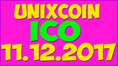 unixcoin ico Куда инвестировать вкладывать деньги инвестиции инвестиция ...