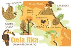 #maps Costa-Rica-Map-Editorial-Illustration-Owen-Davey_11_1280