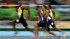 Usain Bolt nous a offert la meilleure photo des Jeux olympiques de Rio 2016