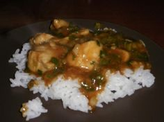 Weight Watchers General Tso's Chicken - Click for More...