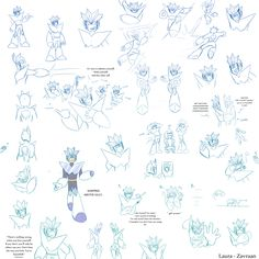 Geminiman sketches by zavraan.deviantart.com on @deviantART