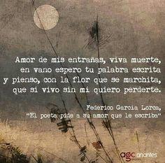 16 Mejores Imagenes De Garcia Lorca Optimism Best Love Quotes Y