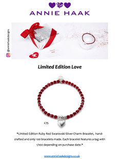 frumpy to funky: LIMITED EDITION LOVE by Annie Haak