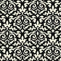 This is the most celebrated Damask pattern, the Classic Damask