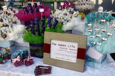 The Sweet Life Chocolate Bouquets at Cobbitty Village Markets